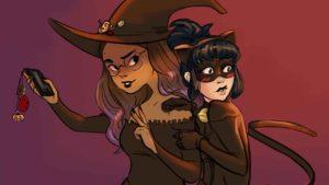 Комикс Леди Баг и Супер Кот Костюмы на Хэллоуин превью