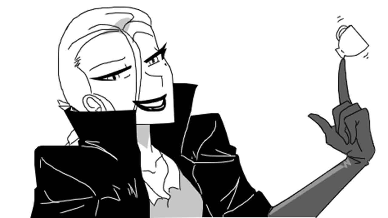 Комикс Леди Баг и Супер Кот Азарт Охоты Кровь Охотника 3-превью