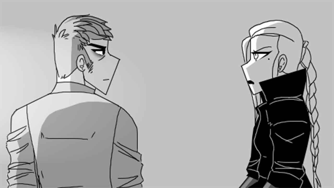 Комикс Леди Баг и Супер Кот Азарт Охоты Кровь Охотника 8-превью