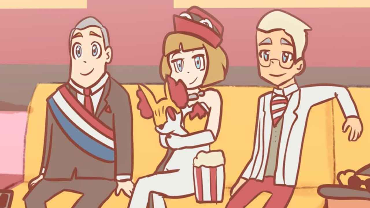 Комикс Леди Баг и Супер Кот День Аниме 19-превью