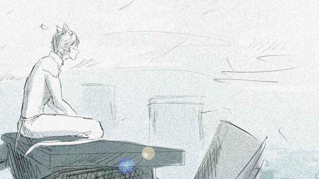 Комикс Леди Баг и Супер Кот Эффект бабочки превью