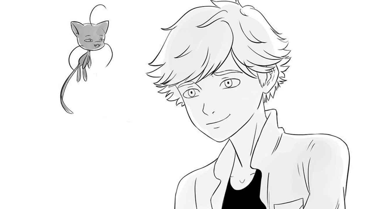 Комикс Леди Баг и Супер-Кот Печенье для Габриэля 12 превью