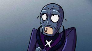Комикс Леди Баг и Супер Кот Будни Бражника. Акума 1 превью