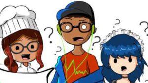 Комикс Леди Баг и Супер-Кот Костюмированная вечеринка 1 превью