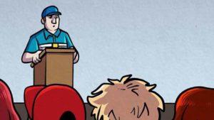 Комикс Леди Баг и Супер-Кот Позитивное настроение 1 превью