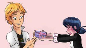 Комикс Леди Баг и Супер-Кот Мозги для Адриана 1 превью