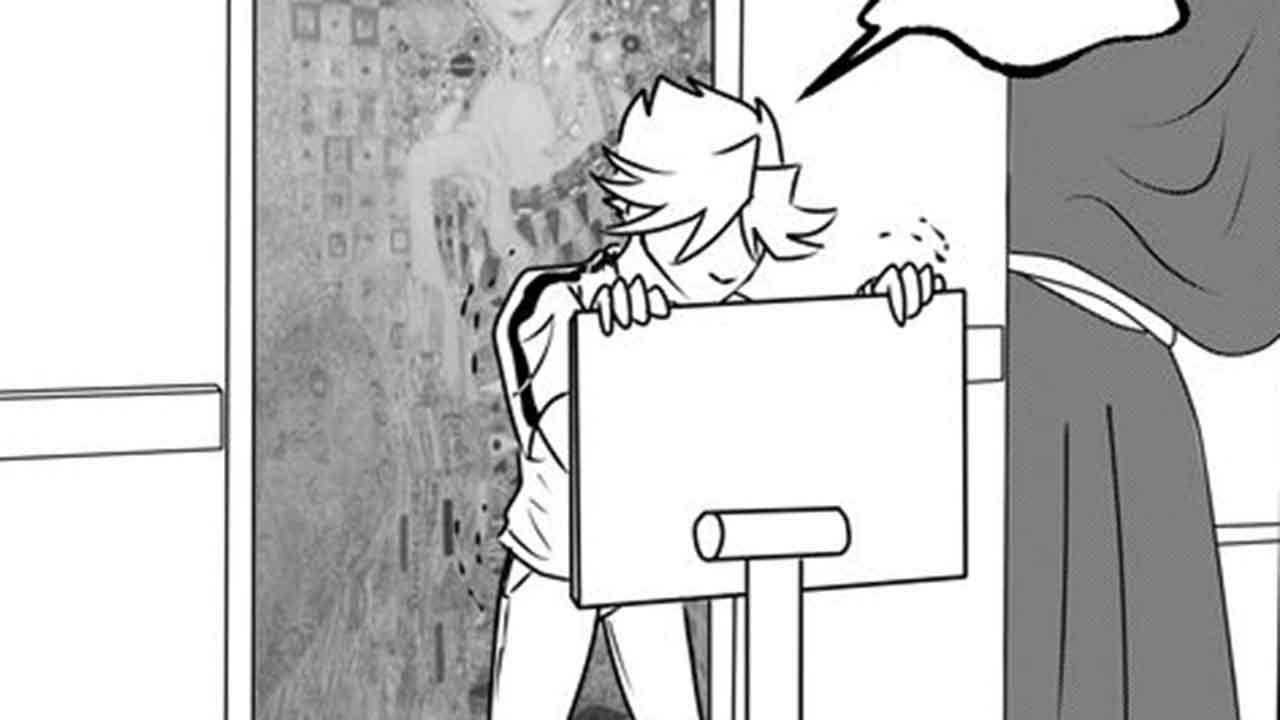 Комикс Леди Баг и Супре-Кот Выбор 5 превью