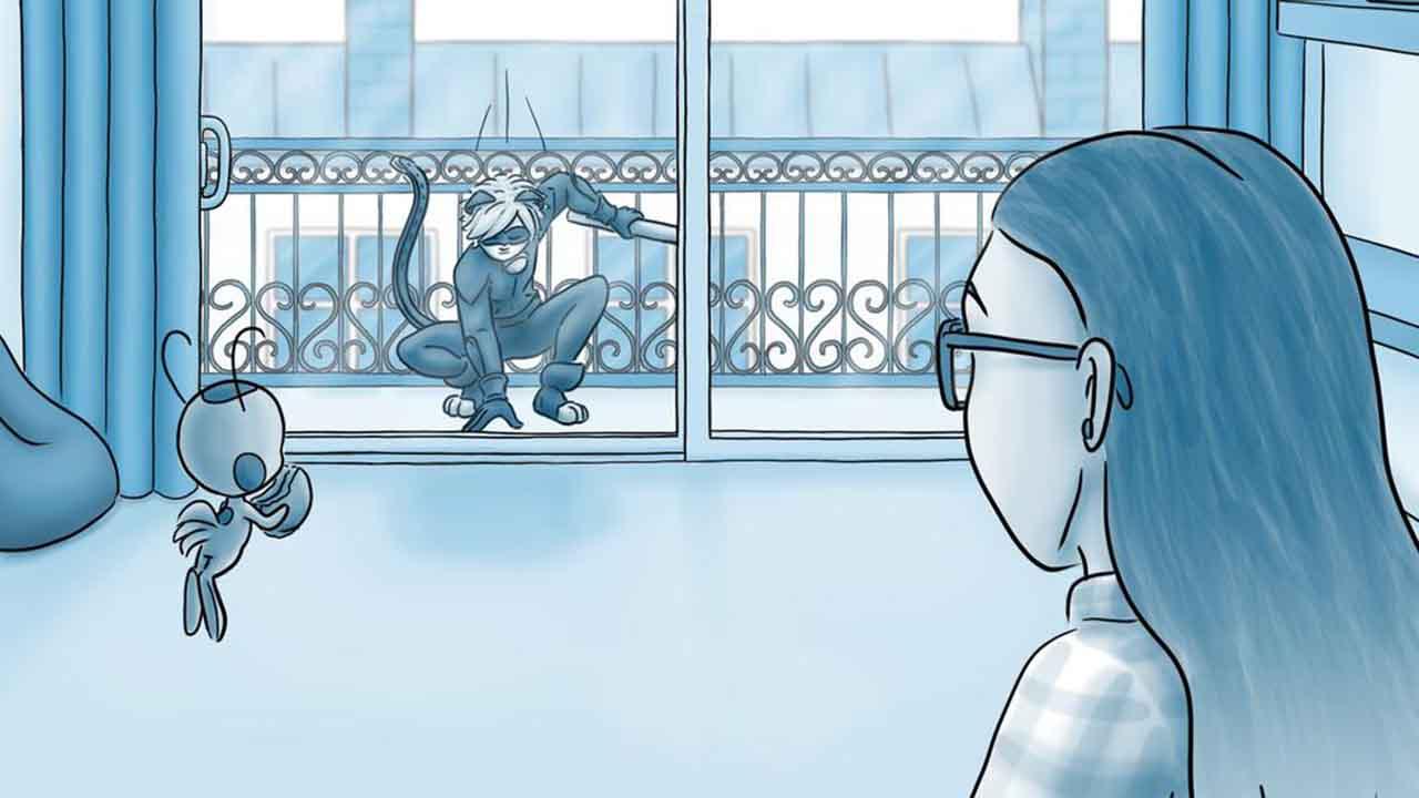 Комикс Леди Баг и Супер-Кот Вне игры 36 превью