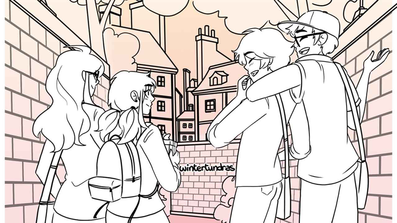 Комикс Леди Баг и Супер-Кот Звезды сошлись 26 превью