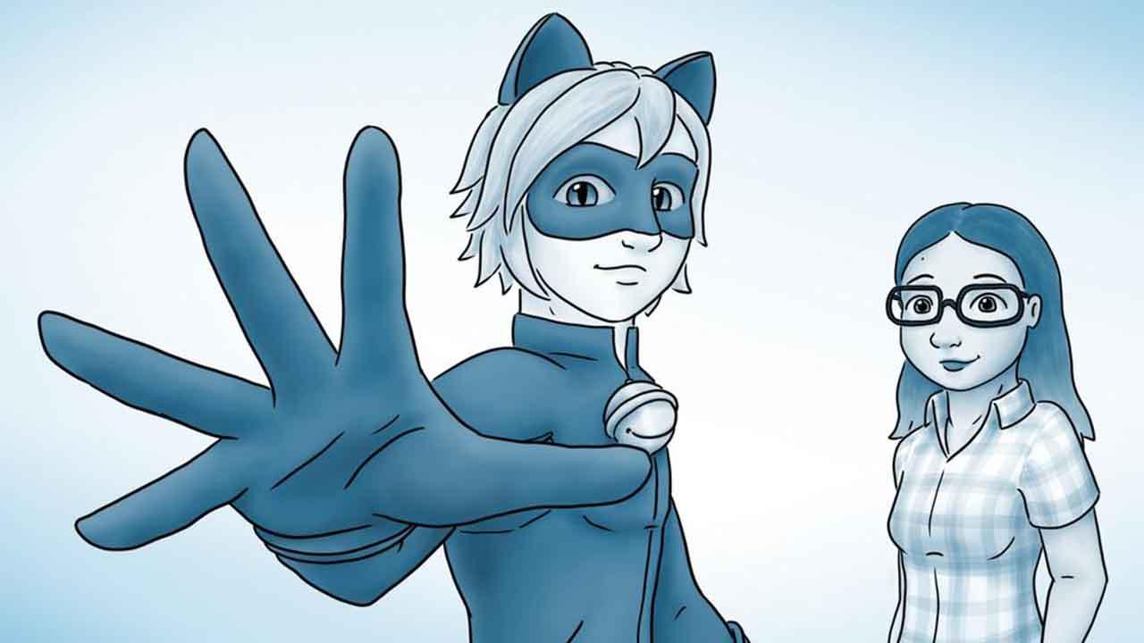 Комикс Леди Баг и Супер-Кот Вне игры 37 превью