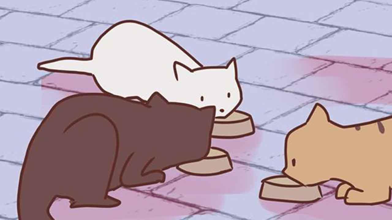 Комикс Кошачьи инстинкты 1 превью
