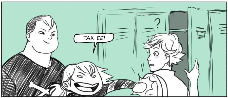Комикс Леди Баг Ромео 8