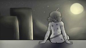 Комикс Леди Баг Дождливая Ночь 4