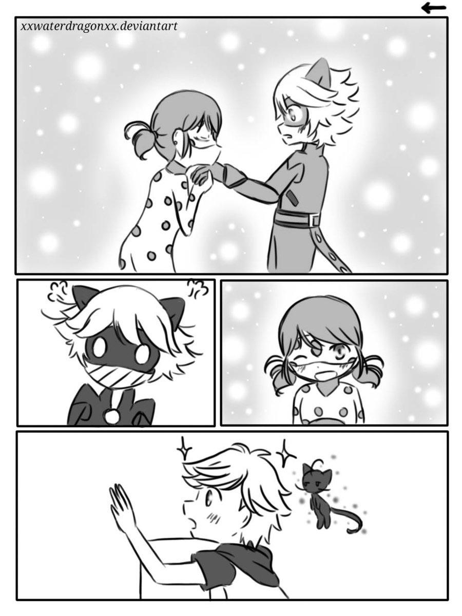 Комикс Леди Баг Приснится Же 1