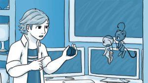 Комикс Леди Баг Вне Игры 12