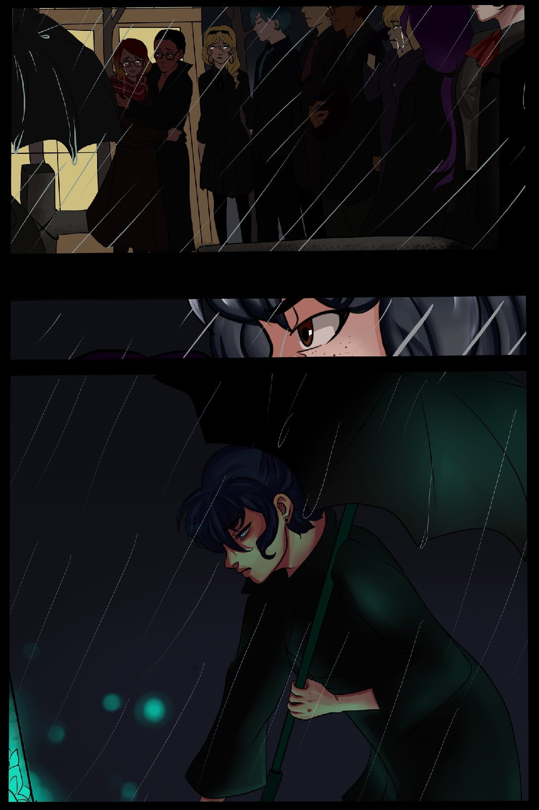 Комикс Судьба 7-2
